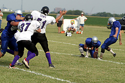 26 July 2003: Semi Professional Football.  Effingham Panthers v Twin City Storm in Bloomington - Normal Illinois