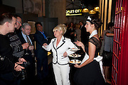 BARBARA WINDSOR attend The Galleries of Modern London launch party at the Museum of London on May 27, 2010 in London. <br /> -DO NOT ARCHIVE-© Copyright Photograph by Dafydd Jones. 248 Clapham Rd. London SW9 0PZ. Tel 0207 820 0771. www.dafjones.com.