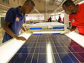 Kenya  -  Manufacturing own solar panels
