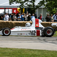 1973 Shadow DN1 Cosworth at Goodwood Festival of Speed 2008