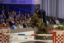 De Luca Lorenzo, (ITA), Halifax van het Kluizebos<br /> Indoor Brabant - Den Bosch 2017<br /> © Dirk Caremans<br /> 11/03/2017