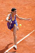Roland Garros 2011. Paris, France. May 24th 2011..French player Virginie RAZZANO against Jarmila GAJDOSOVA