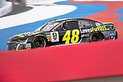 September 28-30, 2018. Charlotte Motorspeedway, ROVAL400: 48 Jimmie Johnson, Lowe's for Pros, Chevrolet, Hendrick Motorsports