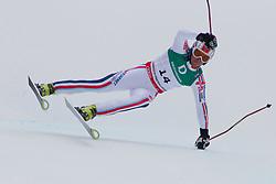 18.02.2011, Kandahar, Garmisch Partenkirchen, GER, FIS Alpin Ski WM 2011, GAP, Herren, Riesenslalom, im Bild Thomas Fanara (FRA) // Thomas Fanara (FRA) during men's Giant Slalom Fis Alpine Ski World Championships in Garmisch Partenkirchen, Germany on 18/2/2011. EXPA Pictures © 2011, PhotoCredit: EXPA/ M. Gunn