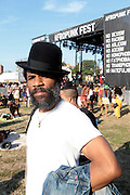 """August 27, 2016- Brooklyn, New York-United States:  Recording Artist Cody ChestNutt attend the 2016 AfroPunk Brooklyn Concert Series held at Commodore Barry Park on August 27, 2016 in Brooklyn, New York City. Described by some as """"the most multicultural festival in the US,"""" which includes an eclectic line-up and an audience as diverse as the acts they come to see. (Photo by Terrence Jennings/terrencejennings.com)"""