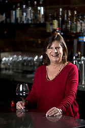 Cheri Sprenger, owner of Pour Wine Bar and Bistro, in the Montclair district of Oakland, Calif., Wednesday, Dec. 23, 2015. (D. Ross Cameron/Bay Area News Group)