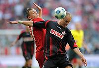 v.l. Ivica Olic, Kevin McKenna Koeln<br /> Bundesliga FC Bayern München - 1. FC Köln<br /> <br /> Norway only