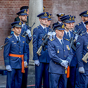 NLD/Den Haag/20180831 - Koninklijke Willems orde voor vlieger Roy de Ruiter,