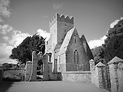 St Doulaghís Church, Balgriffin, Dublin, c.12th century a.d,