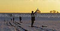 Copt Hall Farm Shoot  5th December 2012