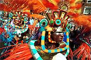 UK. London. Notting Hill Carnival.