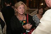 Rosie Boycott, 10th Anniversary of Conde Nast Traveller magazine. Foreign and Comonwealth Office. Durbar Court. 10 September 2007. -DO NOT ARCHIVE-© Copyright Photograph by Dafydd Jones. 248 Clapham Rd. London SW9 0PZ. Tel 0207 820 0771. www.dafjones.com.