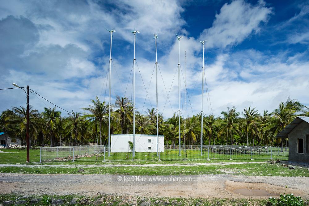 Renewable power station, Rote, Nusa Tenggara Timur, Indonesia