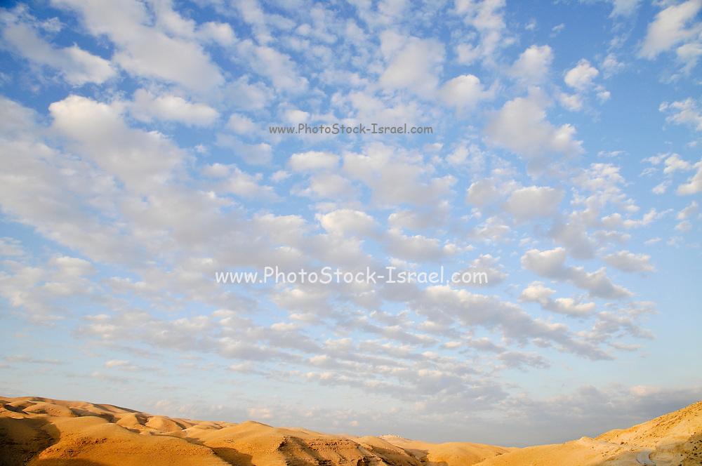 Judean Desert Wadi Qelt, near St. George Greek Orthodox Monastery, in the eastern West Bank