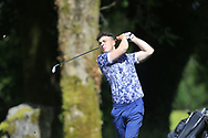 Cathal French (Carton House) during the final round of the Connacht Boys Amateur Championship, Oughterard Golf Club, Oughterard, Co. Galway, Ireland. 05/07/2019<br /> Picture: Golffile   Fran Caffrey<br /> <br /> <br /> All photo usage must carry mandatory copyright credit (© Golffile   Fran Caffrey)