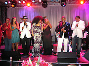 Jamie Foxx, Fantasia, Diana Ross, Usher & Nelly.**EXCLUSIVE**.Clive Davis Pre Grammy Party.Beverly Hills Hotel.Beverly Hills, CA, USA.Saturday, February, 12, 2005.Photo By Celebrityvibe.com/Photovibe.com, New York, USA, Phone 212 410 5354, email:sales@celebrityvibe.com...