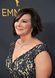 Marcia Clark bei der Verleihung der 68. Primetime Emmy Awards in Los Angeles / 180916<br /> <br /> *** 68th Primetime Emmy Awards in Los Angeles, California on September 18th, 2016***