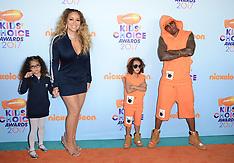 Nickelodeon 2017 Kids Choice Awards - 11 March 2017