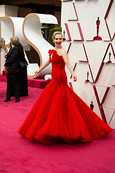 Oscar® nominee Amanda Seyfried arrives on the red carpet of The 93rd Oscars® at Union Station in Los Angeles, CA, USA on Sunday, April 25, 2021. Photo by A.M.P.A.S. via ABACAPRESS.COM