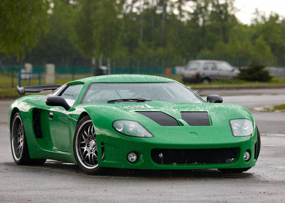 Race days - Factory Five Racing GTM