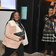 Abena is a actress attend BBC1 All Together Now Series 1 Cast Members, fright night at The London Bridge Experience & London Tombs on 28 October 2018, London, UK.