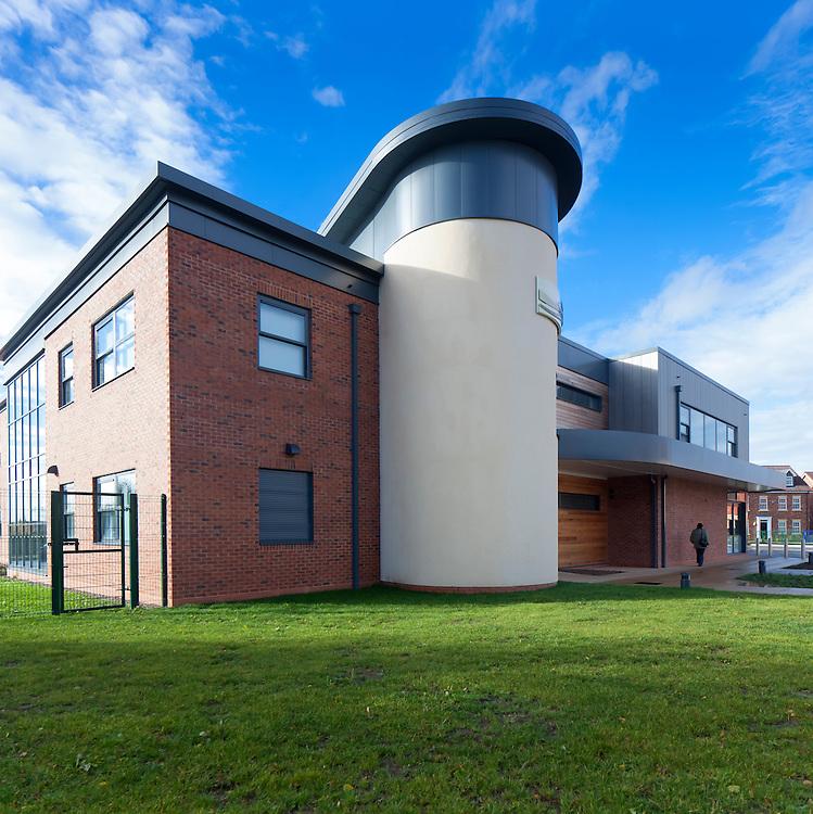 Health Centre, Market Weighton, Yorkshire