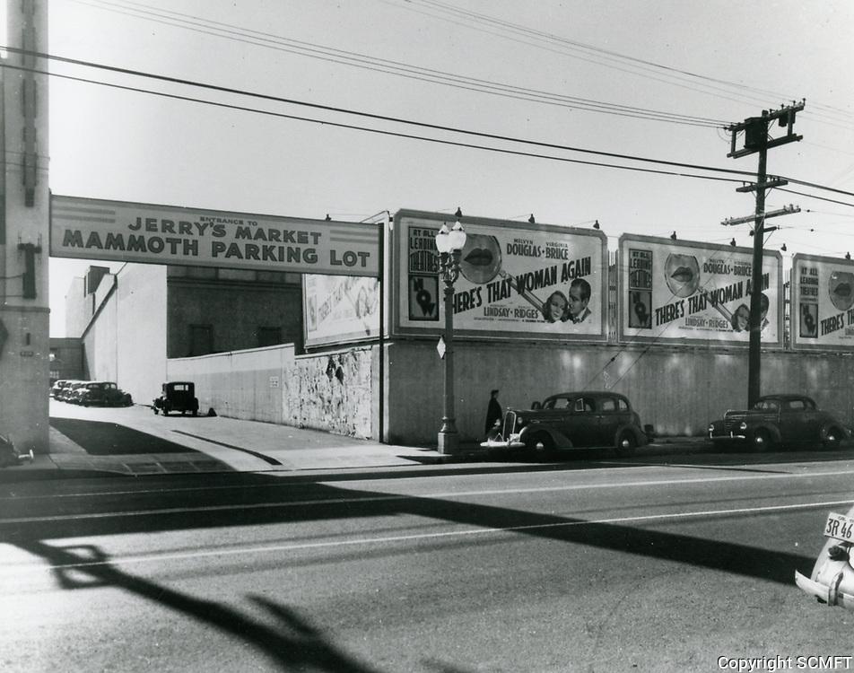 1938 Schulberg Studios