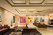 Kuwait Residence by Warner Group Architects.