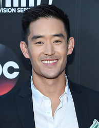 Marvel's Inhumans - The First Chapter held at the Universal CityWalk. 28 Aug 2017 Pictured: Mike Moh. Photo credit: O'Connor/AFF-USA.com / MEGA TheMegaAgency.com +1 888 505 6342