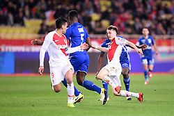 January 19, 2019 - Monaco, France - 17 ALEKSANDR GOLOVIN  (Credit Image: © Panoramic via ZUMA Press)