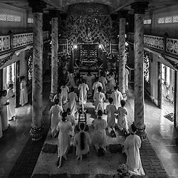Cao Dai (Belief), Ly Son Island - Vietnam