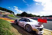 July 27-30, 2017 -  Total 24 Hours of Spa, Herberth Motorsport, Daniel Allemann, Ralf Bohn, Sven Müller, Mathieu Jaminet, Porsche 991 GT3 R , eau rouge