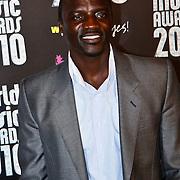MON/Monte Carlo/20100512 - World Music Awards 2010, Akon