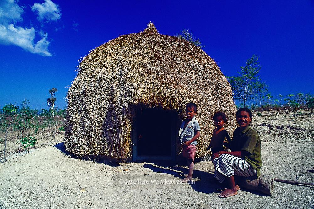 Soe, Timor Tengah Selatan, East Nusa Tenggara, Indonesia.