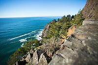 Oregon coast. Manzanita, Oregon.