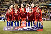 Soccer-International Friendly-Sweden at USWNT-Nov 7, 2019