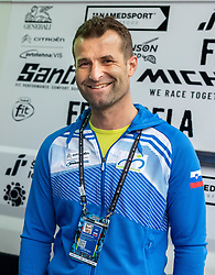 Andrej Hauptman, head coach of Team Slovenia after the Men Elite Road Race at UCI Road World Championship 2020, on September 27, 2020 in Imola, Italy. Photo by Vid Ponikvar / Sportida