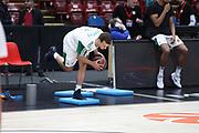 Pangos Kevin, AX ARMANI EXCHANGE OLIMPIA MILANO vs ZALGIRIS KAUNAS, EuroLeague 2017/2018, Mediolanum Forum, Milano 9 novembre 2017 - FOTO Bertani/Ciamillo-Castoria