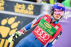 Slovenia 54th Golden Fox FIS World Cup - 07 January 2018