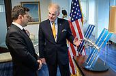 August 31, 2021 - DC: President of Ukraine Visits NASA Administrator