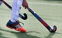 AMSTELVEEN -  Hockeystick met bal tijdens de DOD (DistrictOntmoetingesDag) jeugdhockey . COPRIGHT KOEN SUYK