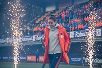 Den Bosch - Rabo fandag 2019 . hockey clinics met de spelers van het Nederlandse team. opkomst van international Eva de Goede (Ned).   COPYRIGHT KOEN SUYK