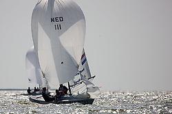 08_002700 © Sander van der Borch. Medemblik - The Netherlands,  May 24th 2008 . Day 4 of the Delta Lloyd Regatta 2008.