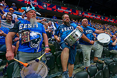 20190914 NED: EC Volleyball 2019 Estonia - Montenegro, Rotterdam