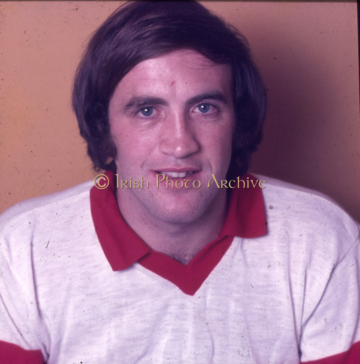 Anthony 'Tony' McGurk is a former Gaelic footballer who played for the Derry county team in the 1970s and 1980s. He won three Ulster Championships with the side (1970, 1975 and 1976). McGurk played club football with Erin's Own GAC Lavey, where he won the All-Ireland Senior Club Football Championship in 1991, as well as Ulster Club and Derry Club Championships.<br /> <br /> McGurk won All-Stars in 1973 and 1975 and hence became the first player to win All-Star awards in different positions.<br /> He now lives in Derry City and has been one of the leading figures behind the scenes in the Steelstown club.