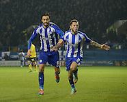 Sheffield Wednesday v Wigan Athletic 291114