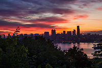 Emerald City Sunrise
