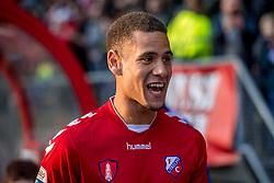 05-02-2017 NED: FC Utrecht - Heerenveen, Utrecht<br /> 21e speelronde van seizoen 2016-2017, Nieuw Galgenwaard / Ramon Leeuwin #3