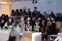 Ashley Graham, La La Anthony, Kim Kardashian, Anna Wintour, and Dascha Polanco attend Klarna STYLE360 NYFW Hosts S by Serena Fashion Show