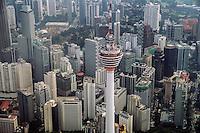 Menara KL (KL Tower) & Kuala Lumpur City Centre (KLCC)